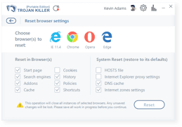 GridinSoft Trojan-Killer screenshot-reset-browser-settings preview