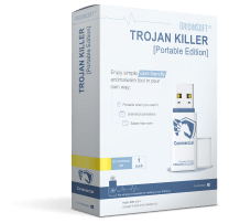 GridinSoft Trojan-Killer Commercial box preview