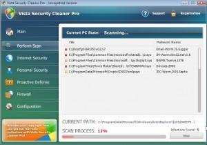 Vista Security Cleaner Pro