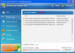XP Security Cleaner Pro