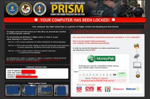 NSA Internet Surveilance Program (PRISM) virus