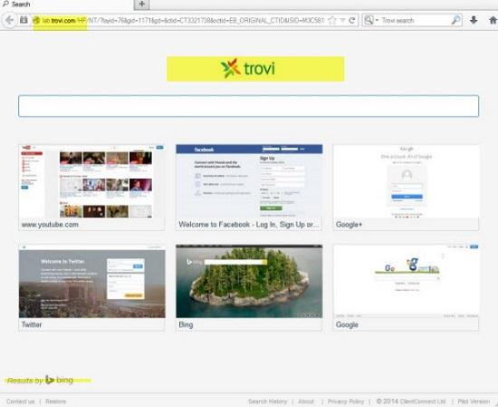 lab.trovi.com adware