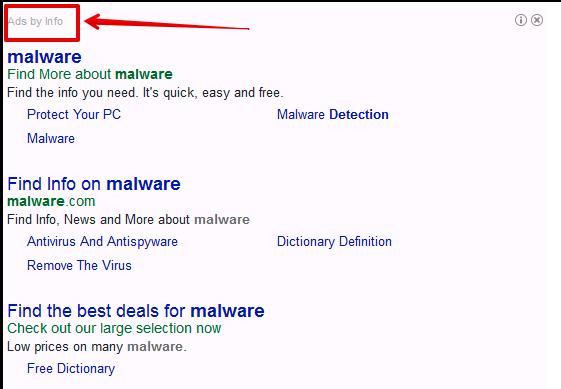 Info Ads by Info