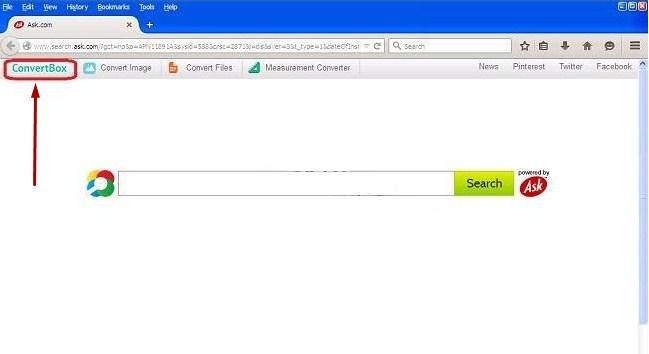 ConvertBox Toolbar