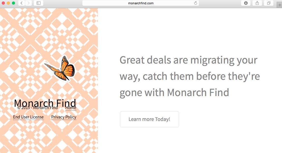 Monarch Find