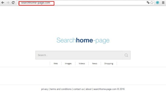 Searchhome-page Search