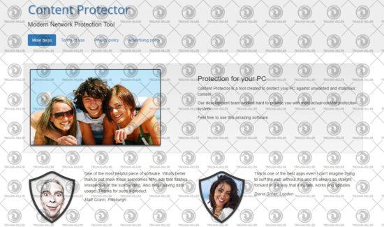 ContentProtector