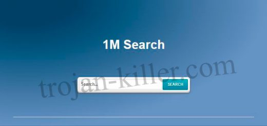 Remove 1MSearch (Globalfindclick.com)