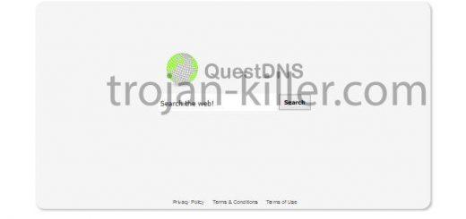 QuestDNS.com removal