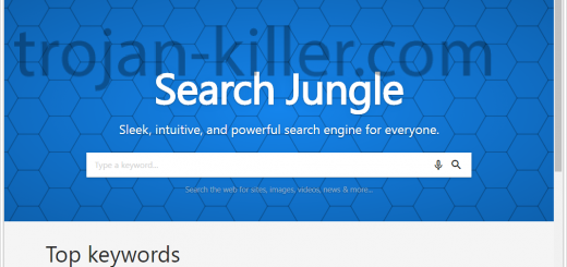 Searchjungle.com removal guide
