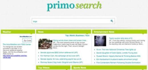 Primosearch.com virus