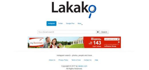 Lakako.com search