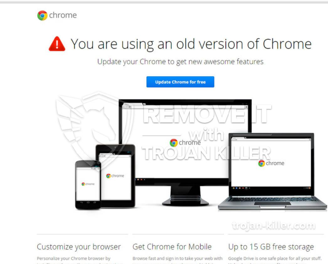 how to clean chrome of malware